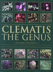 Clematis The Genus - Christopher Grey-Wilson