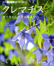 A Love for Clematis by Akihito Kaneko