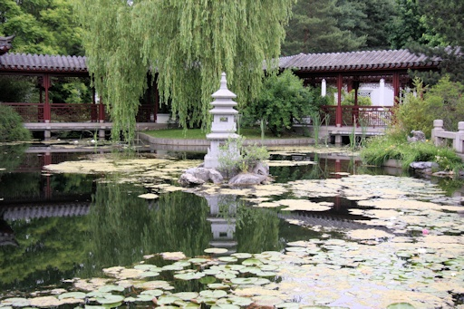 The Chinese Garden ©Ken Woolfenden