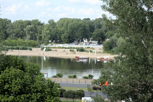 The River Vistula from the City Walls©Ken Woolfenden