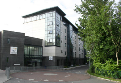DCU Accommodation Block