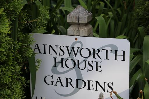 Ainsworth House and GardenAinsworth House and Garden©Ken Woolfenden