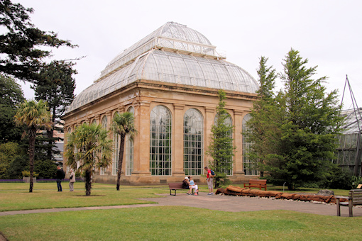 Palm House©Ken Woolfenden