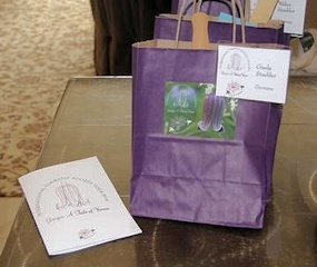Our Taste of Viorna Welcome Bags©Ken Woolfenden