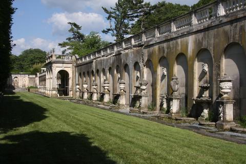 Longwood Gardens - Italianate Terrace